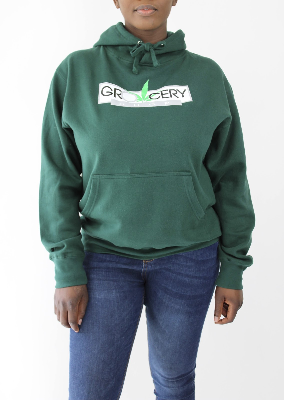Hoodies Forest Green M